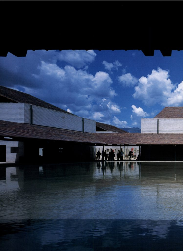 Park Library in Belen / Hiroshi Naito, Yu Nakai, Yoshiyuki Kawazoe, Land-scape and Civic Lab