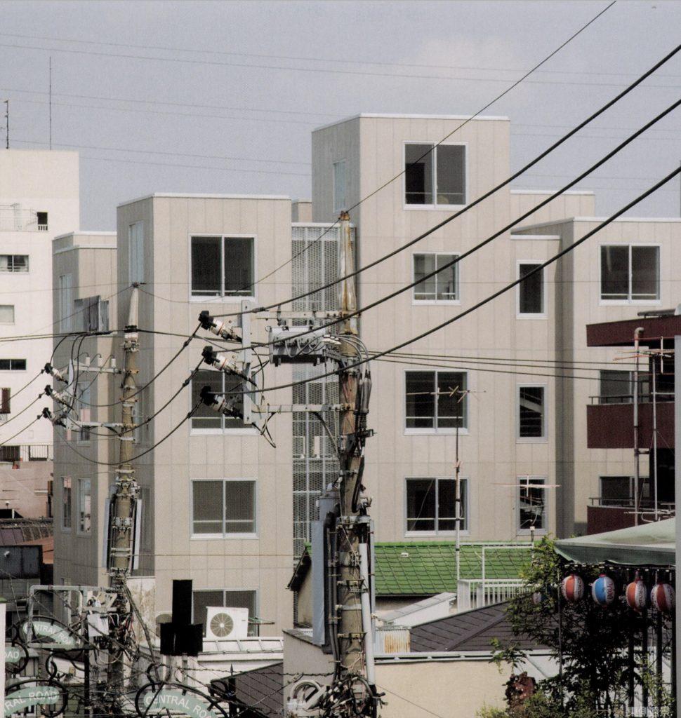 Building K / Ryuji Fujimura Architects + Ohno Japan