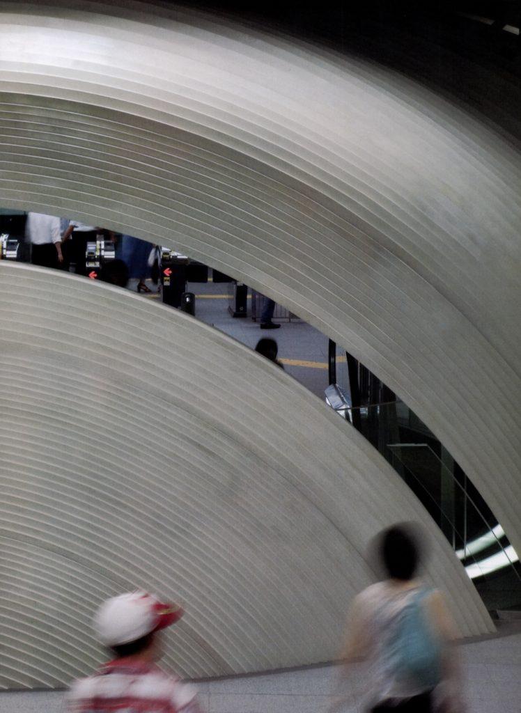 Tokyu Toyoko-Line Shibuya Station / Tadao Ando + Tokyu Corporation + Nikken Sekkei, etc.