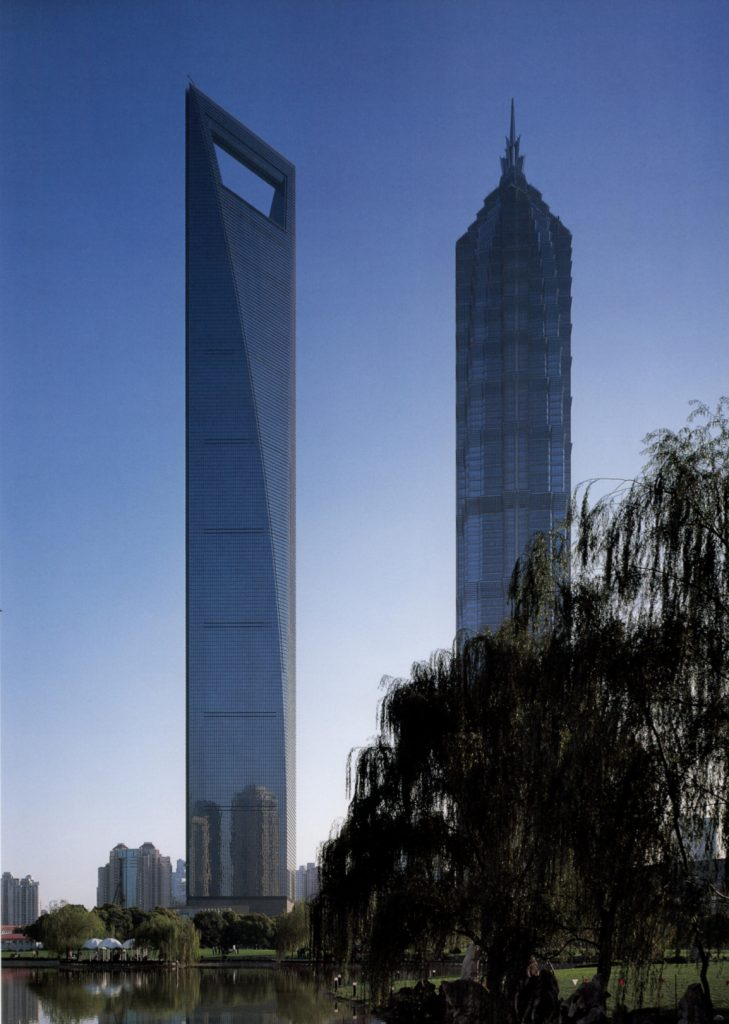 Shanghai World Financial Center / Mori Building, Kohn Pedersen Fox, Irie Miyake