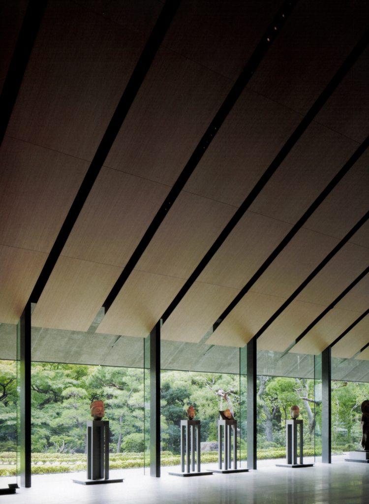 Nezu Museum / Kengo Kuma & Associates