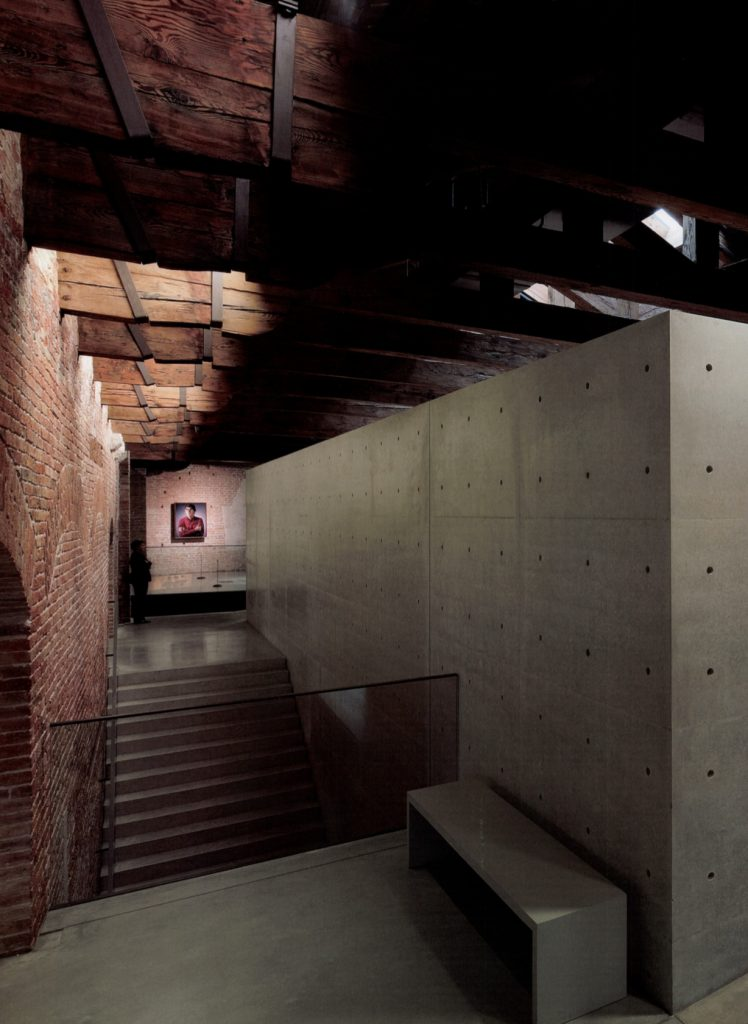 Punta Della Dogana Renovation / Tadao Ando Architect & Associates