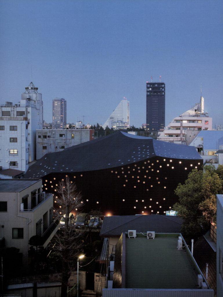 ZA-Koenji Public Theater / Toyo Ito & Associates, Architects