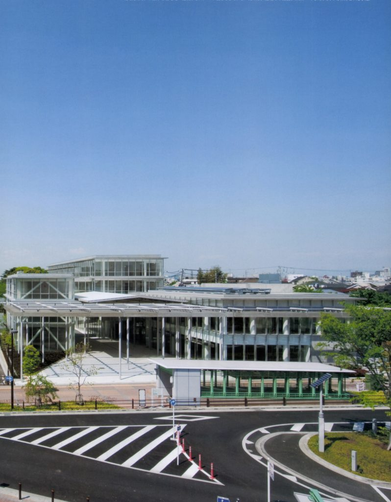 Tokyo Tech Front / Kazunari Sakamoto Architectural Laboratory + Nikken Sekkei