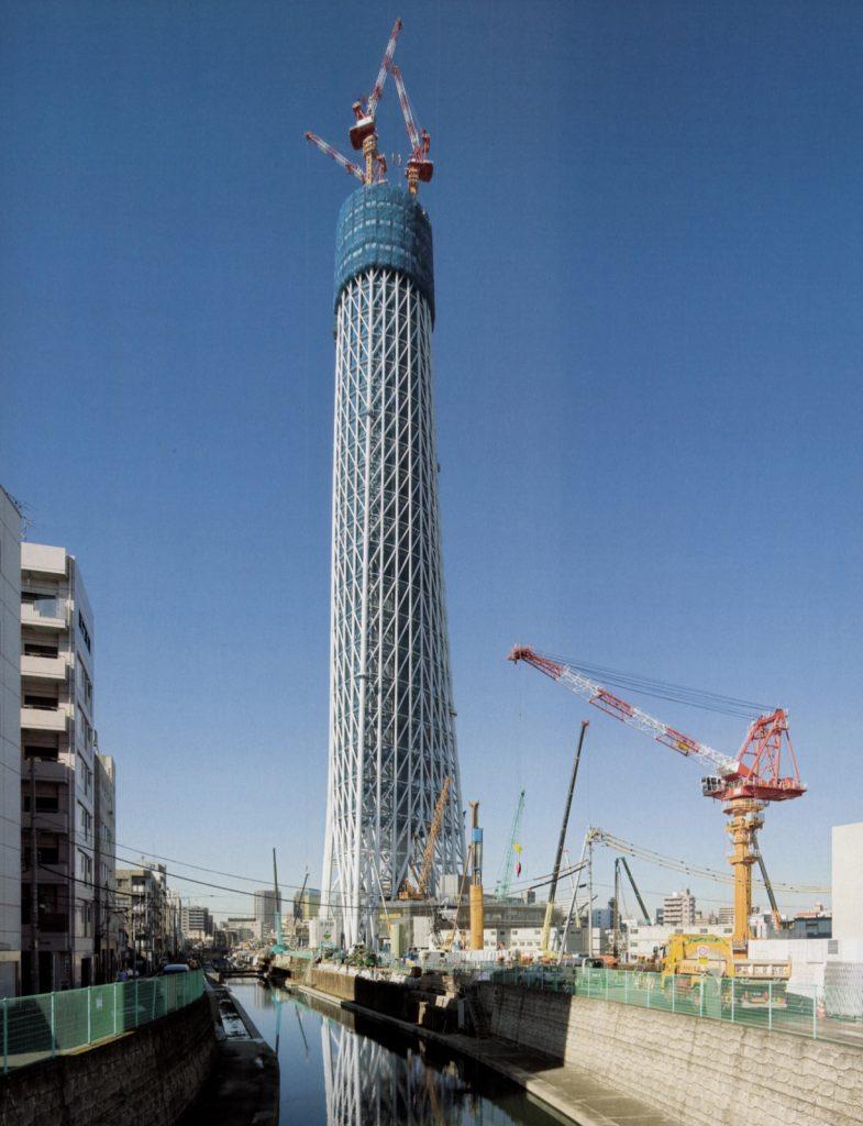 Tokyo Skytree / Nikken Sekkei