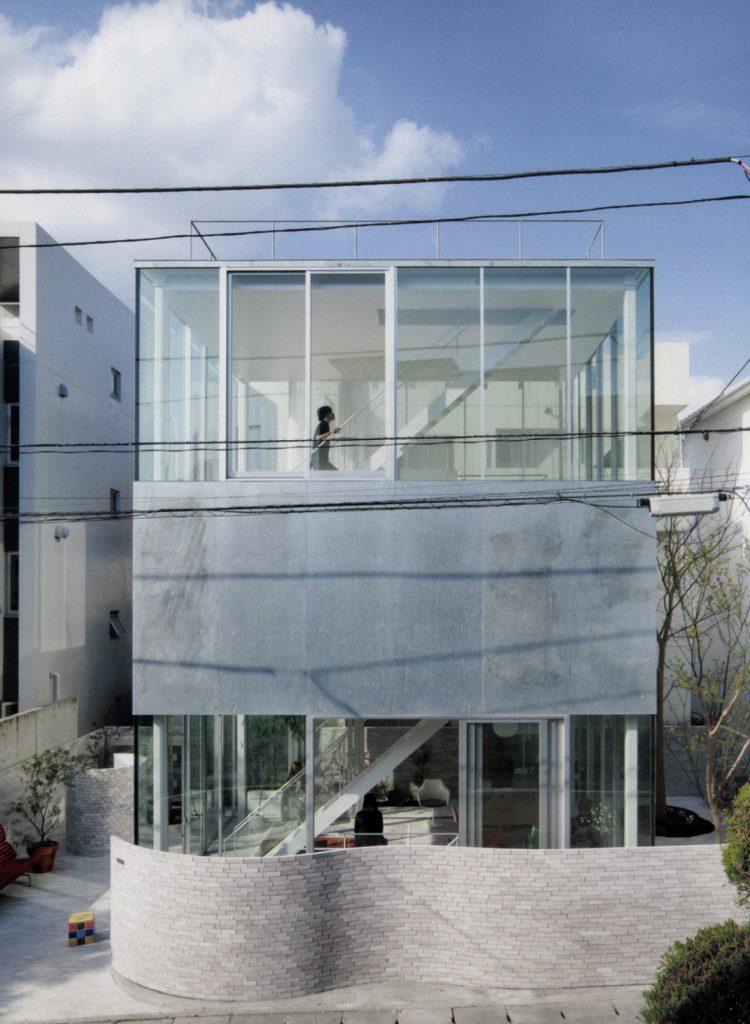 Villa in Hayama / Kazuyo Sejima & Associates