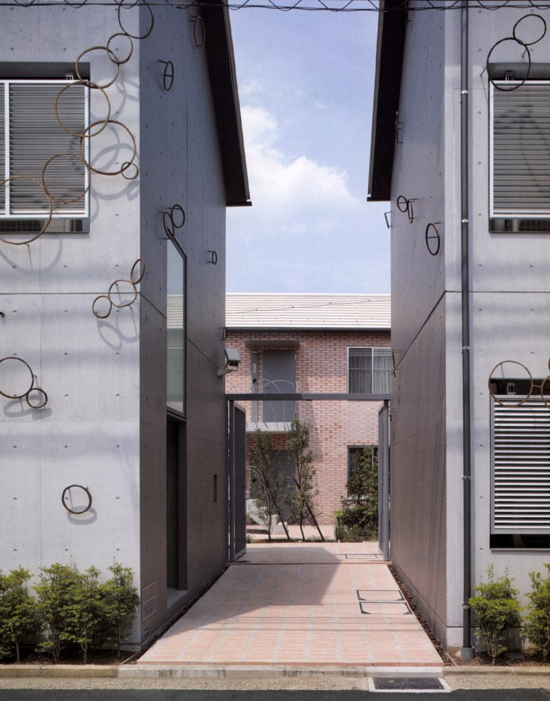 Mainson Aoao / Jun Aoki & Associates
