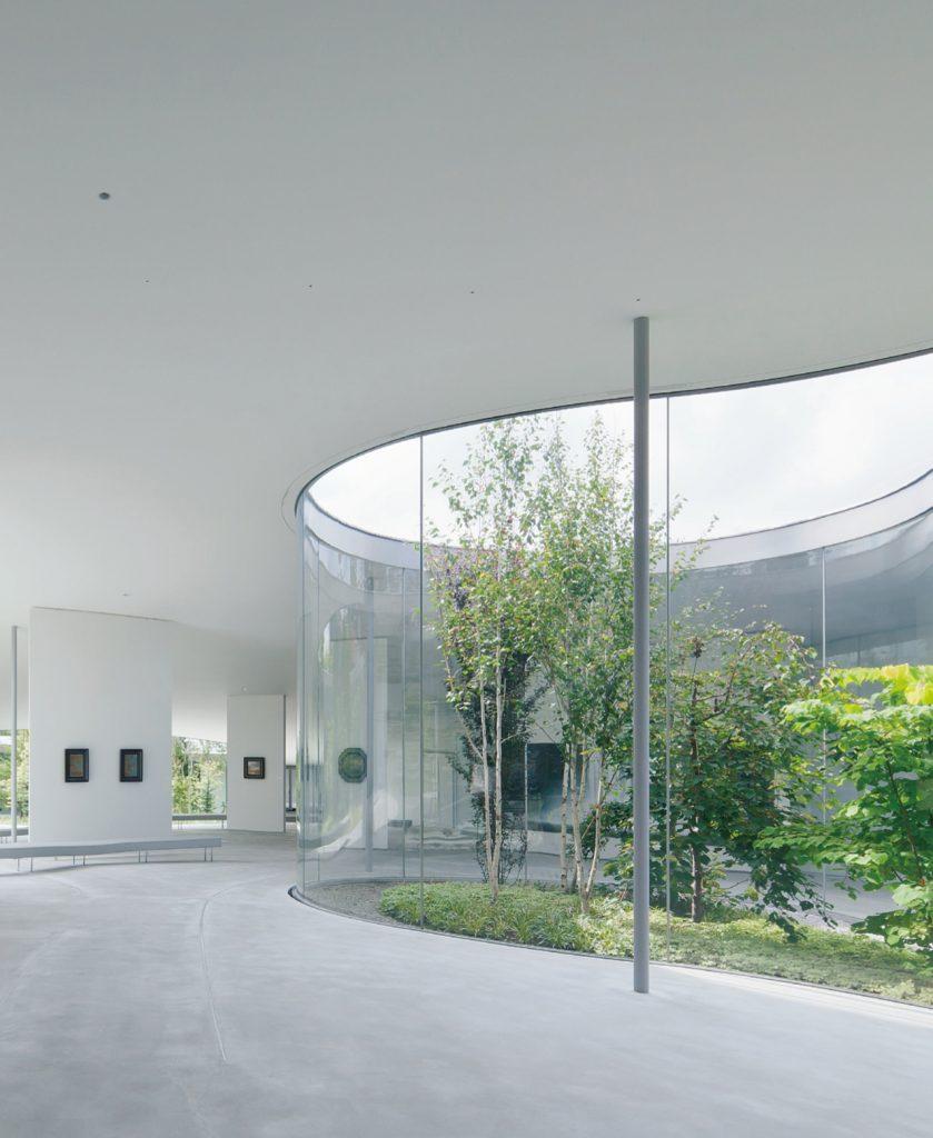 Hiroshi Senju Museum Karuizawa / Office of Ryue Nishizawa