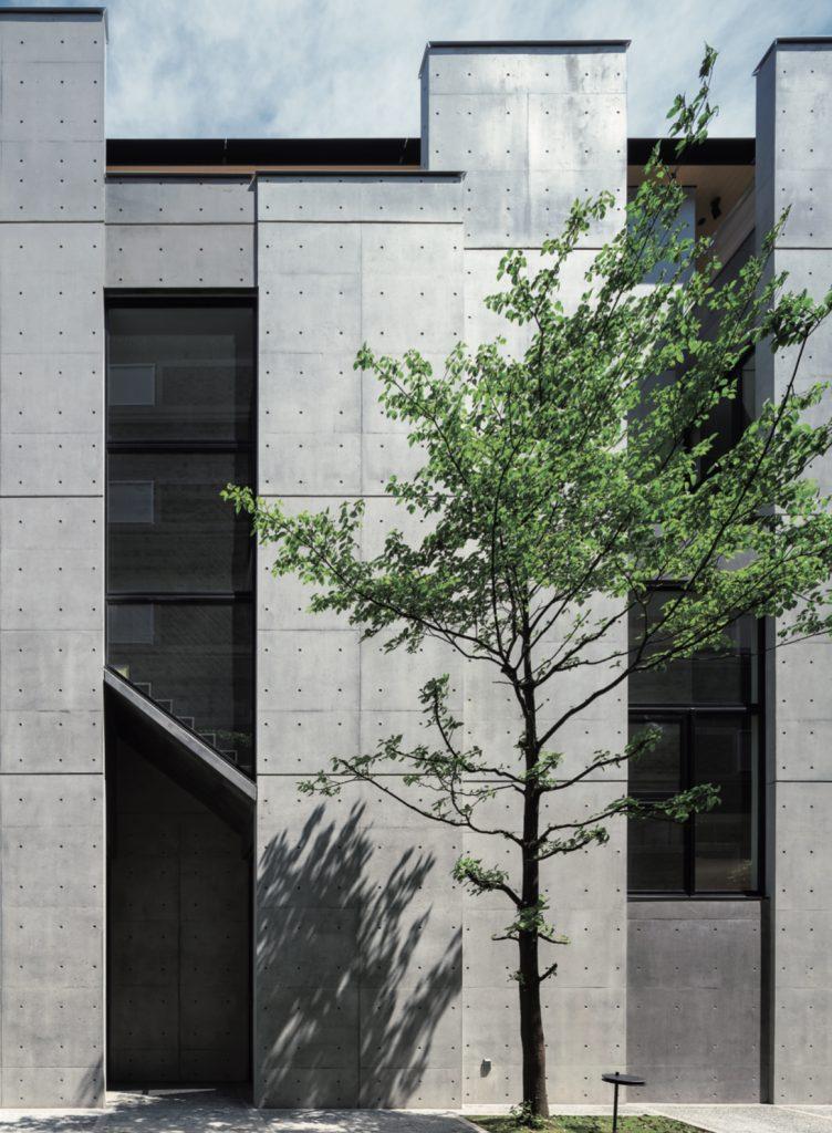 Ronald McDonald House Todai / Yokogawa Architects & Associates Inc