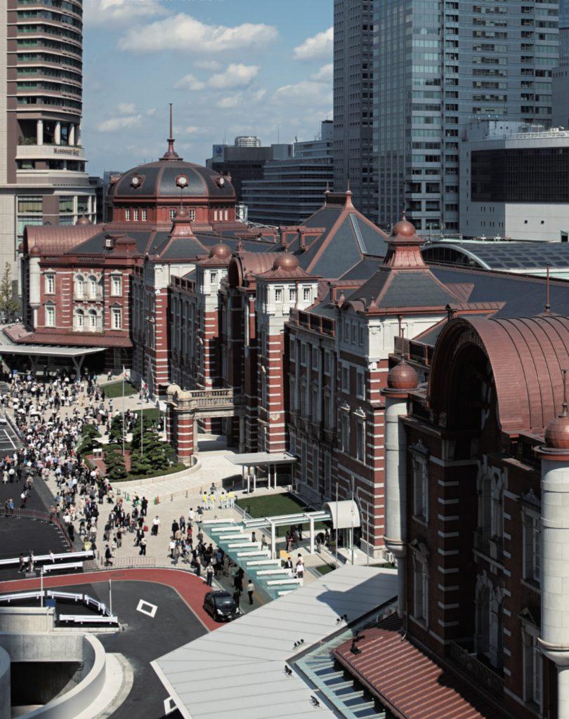 Tokyo Station Marunouchi Building/ JR East Design Corporation