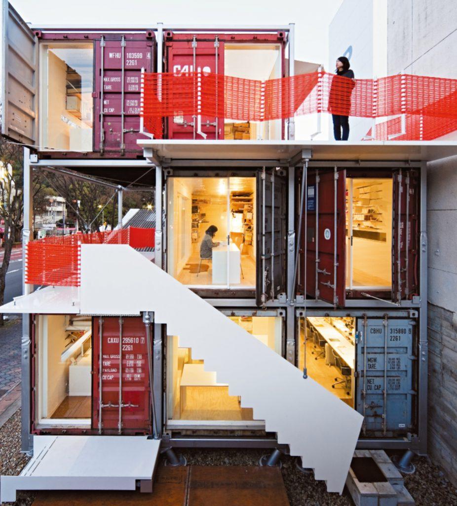 Sugoroku Office / Met Architects / Nawakenji-M
