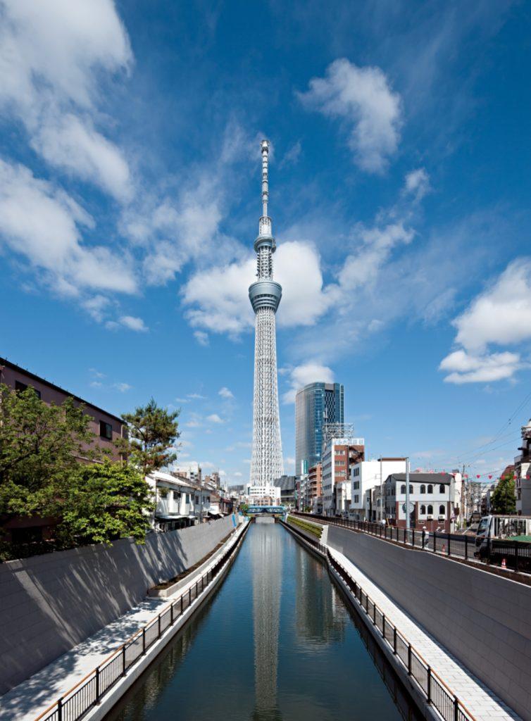 Tokyo Skytree/ Nikken Sekkei