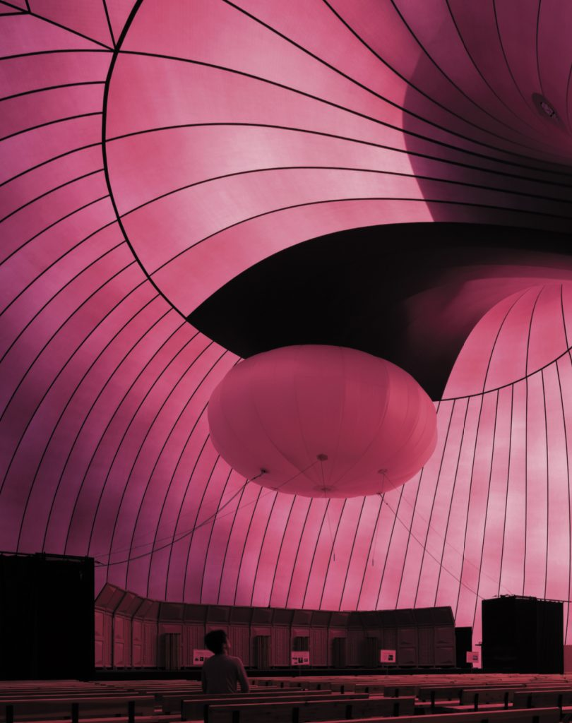 Lucerne Festival Ark Nova / Isozaki, Aoki & Associates, Anish Kapoor