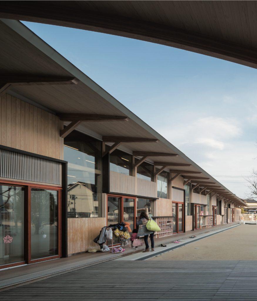 Nakagawara Nursery School / Nobuaki Furuya + NASCA