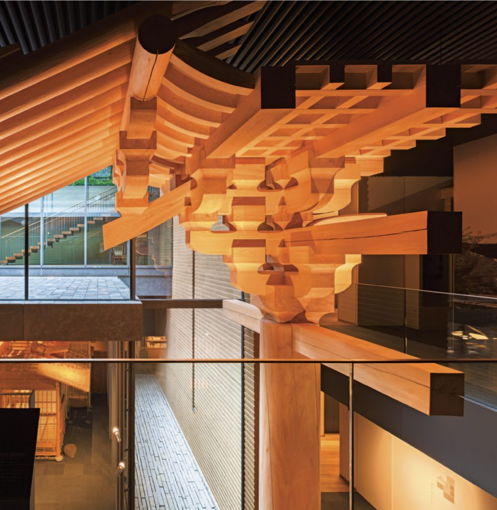 Takenaka Carpentry Tools Museum / Takenaka Corporation