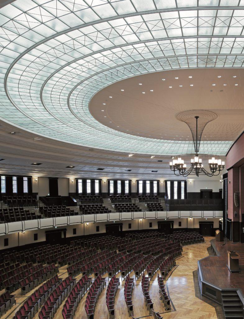 The Yasuda Auditorium Renovation Project in the University of Tokyo / Kohyama Atelier