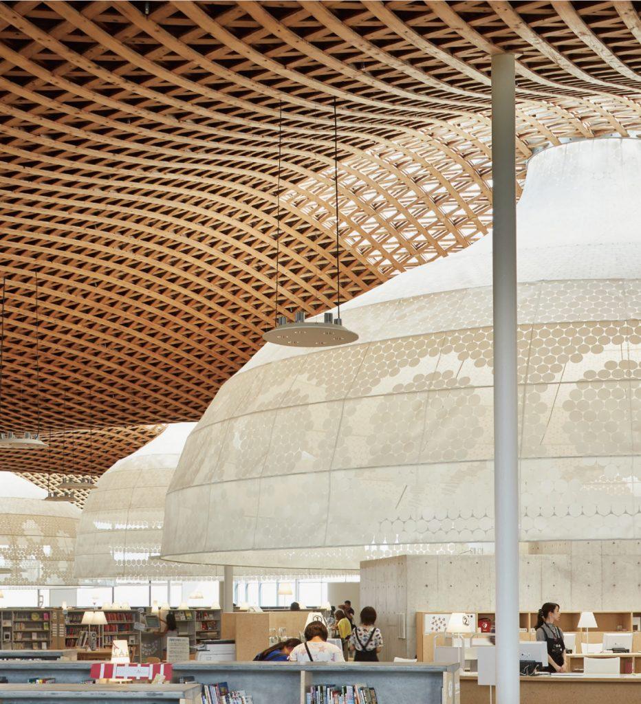 'Minna no Mori' Gifu Media Cosmos / Toyo Ito & Associates, Architects