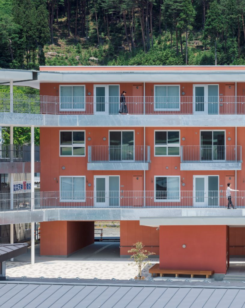 Omachi 1st Public Housing / Chiba Manabu Architects + Daiwa House Industry