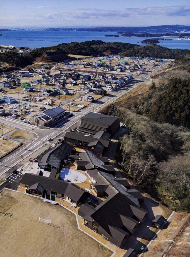 Miyanomori Elementary School/ Sakari Sogo Plan + Coelacanth K&H