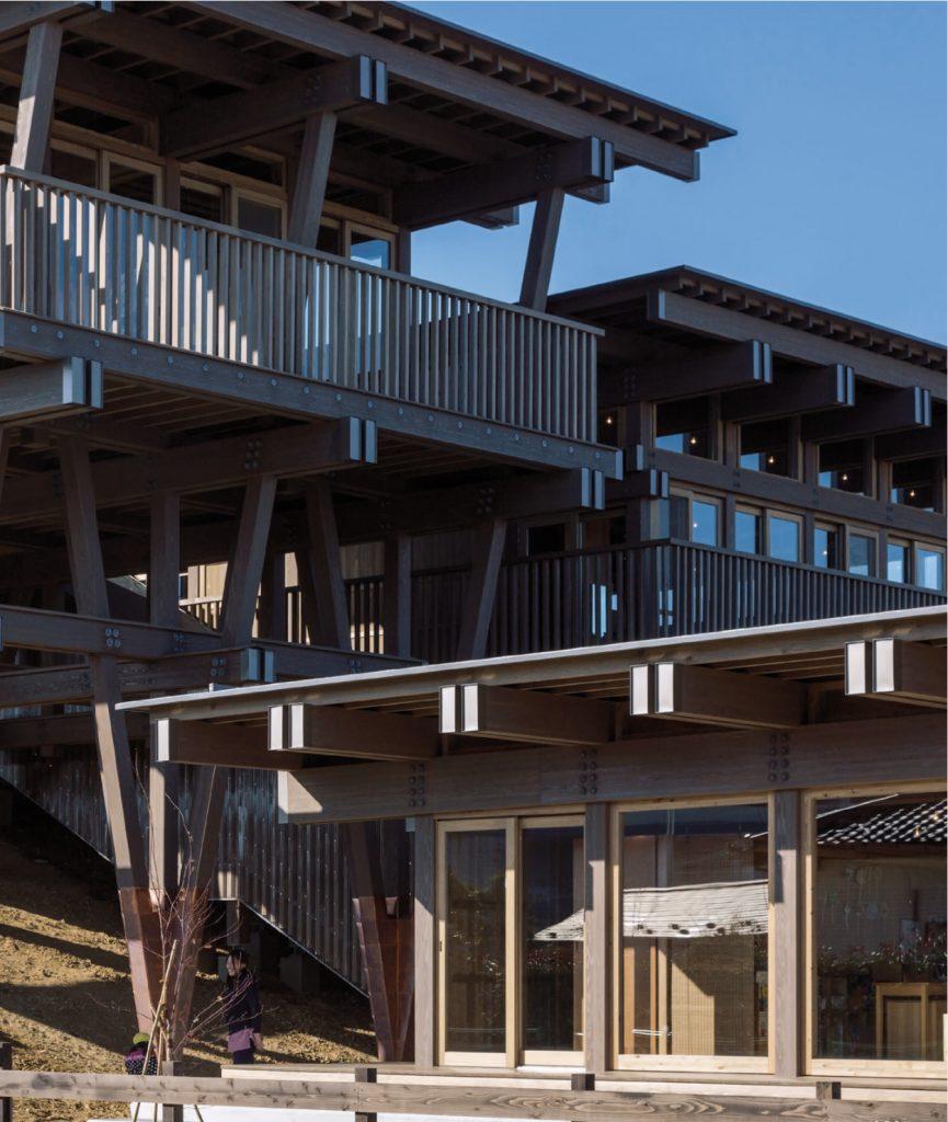 Asahi Kindergarten Phase I / Tezuka Architects, TIS Partners