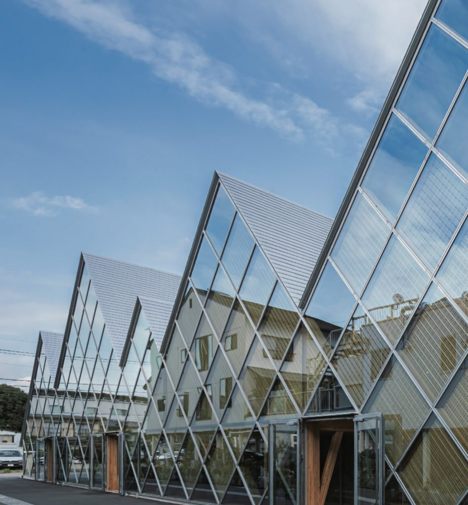Tomioka Chamber of Commerce and Industry / Tezuka Architects, Ohno Japan