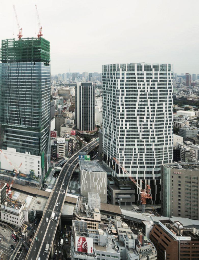 Shibuya Stream / Tokyu Architects & Engineers Kazuhiro Kojima + Kazuko Akamatsu / Cat