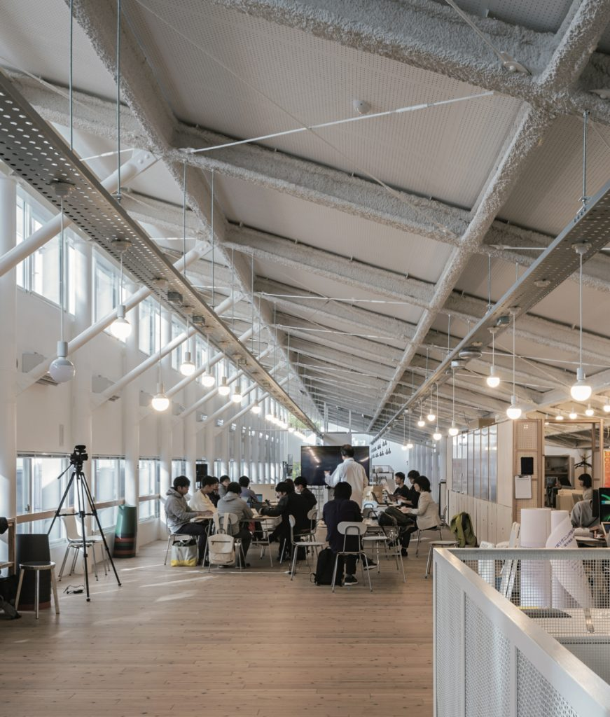 Kyoto Design Lab / Dai Nagasaka Tohata Architects & Engineers Mega