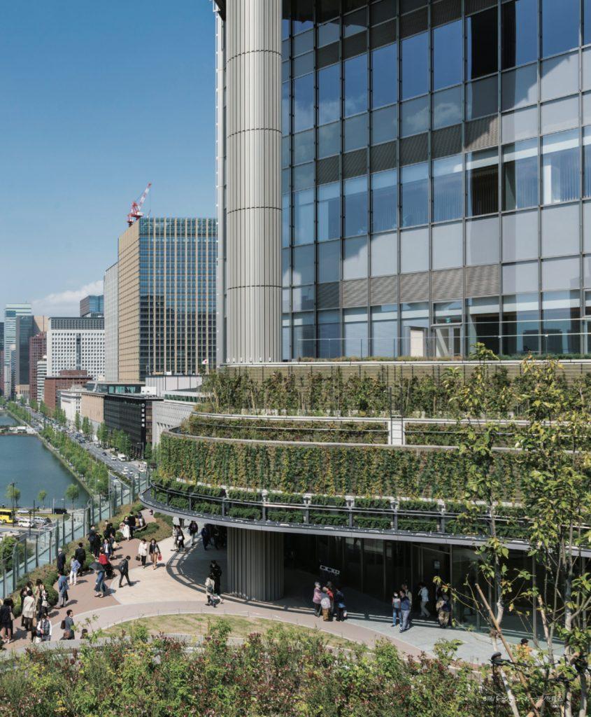 Tokyo Midtown Hibiya / Hopkins Architects, Nikken Sekkei, Kajima Design
