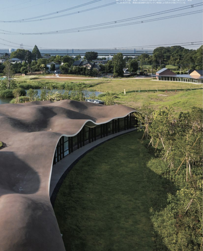 'Meguri No Mori' / Toyo Ito & Associates, Architects