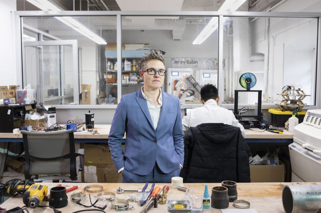 Jenny Sabin-John Brecher for Microsoft
